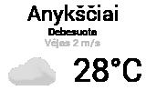 Orai Anykščiuose