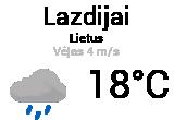 Orai Lazdijuose