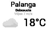Orai Palangoje