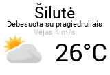 Orai Šilutėje