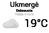 Orai Ukmergėje