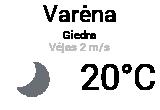 Orai Varėnoje