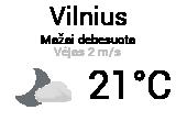 Orai Vilnius